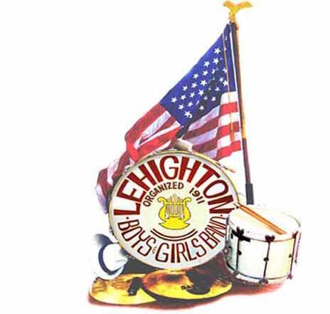 Lehighton Boys and Girls Band Logo